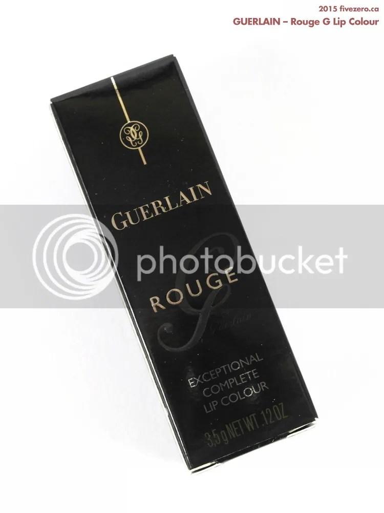 Guerlain Rouge G Lip Colour