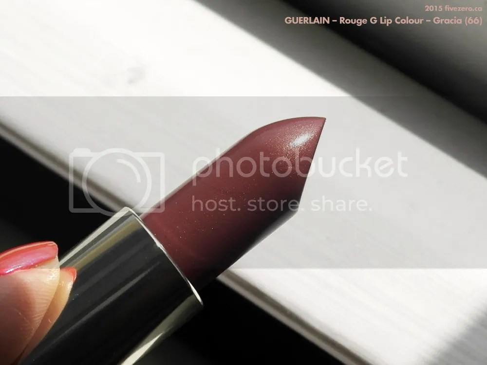 Guerlain Rouge G Lip Colour in Gracia (sun)