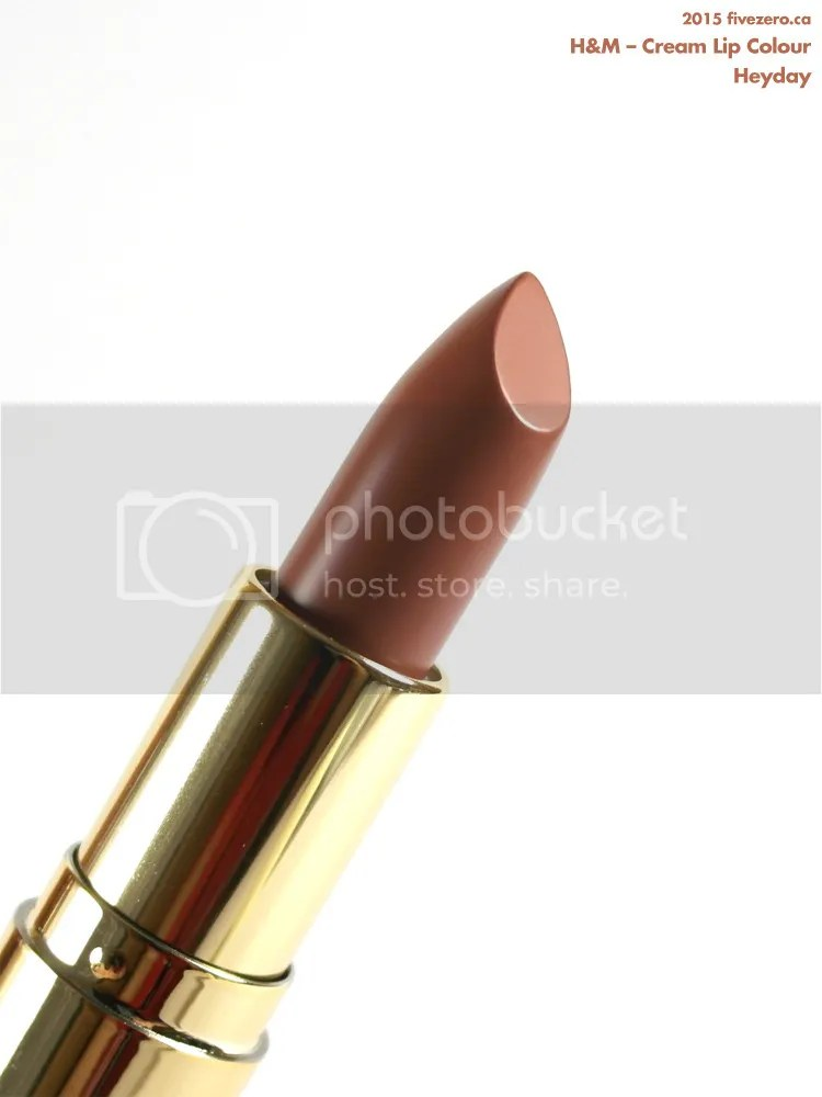 H&M Cream Lip Colour in Heyday