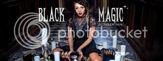 Ipsy Glam Bag, October 2016, Black Magic