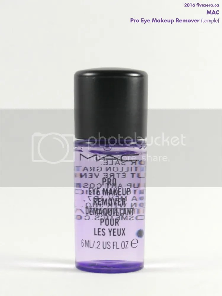 MAC Pro Eye Makeup Remover sample 6 mL