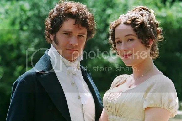 Colin Firth & Jennifer Ehle in BBC's Pride & Prejudice