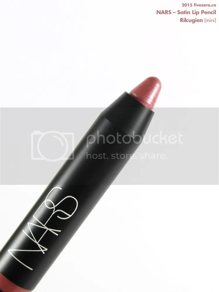 NARS Satin Lip Pencil in Rijugien (mini)