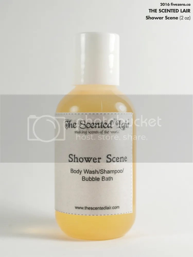 The Scented Lair, Shower Scene, 2 oz