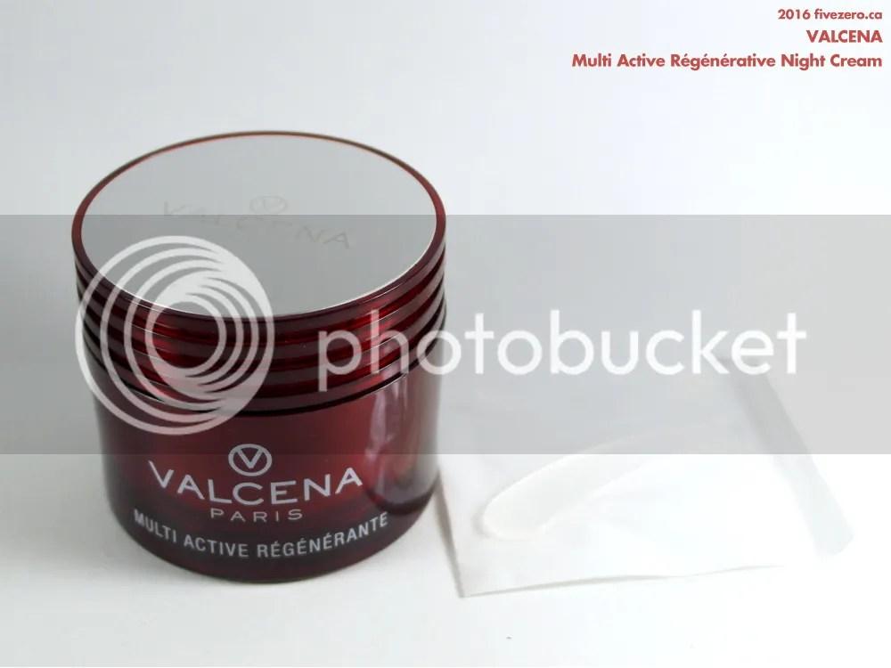Valcena Multi Active Régénérative Night Cream