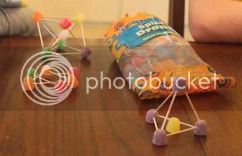 Making Molecules!