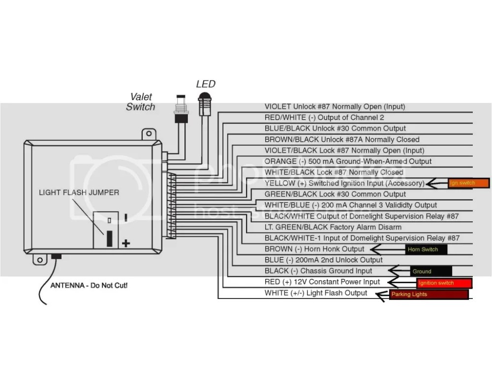 medium resolution of viper 5704v wiring diagram for alarm