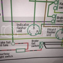 Wiring Diagram 2 Pin Flasher Unit Vga For Wall Plate Elan Sprint Two Electrical