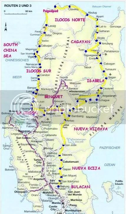 nla route