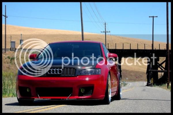04 Audi A4 Hood