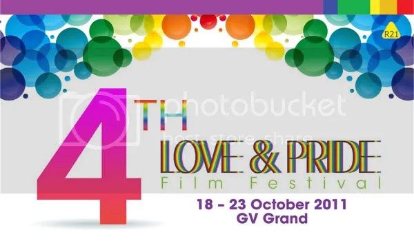 Singapore 4th love and pride film festival