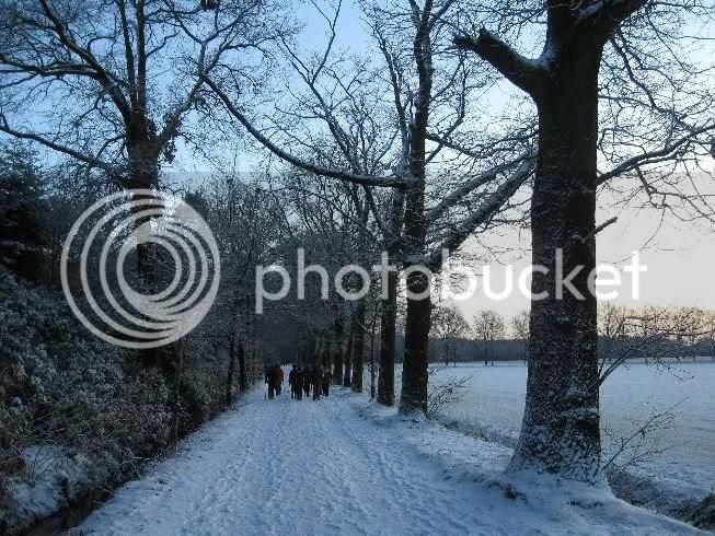 Winterwandeltocht THOR