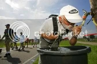 Water drinkien