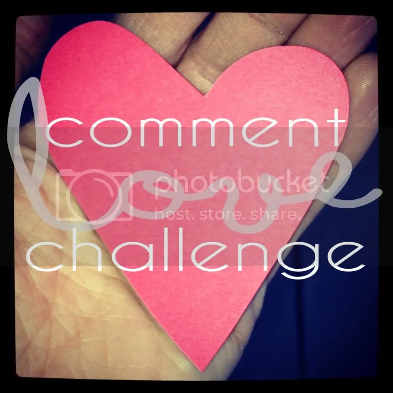 Comment Love Challenge