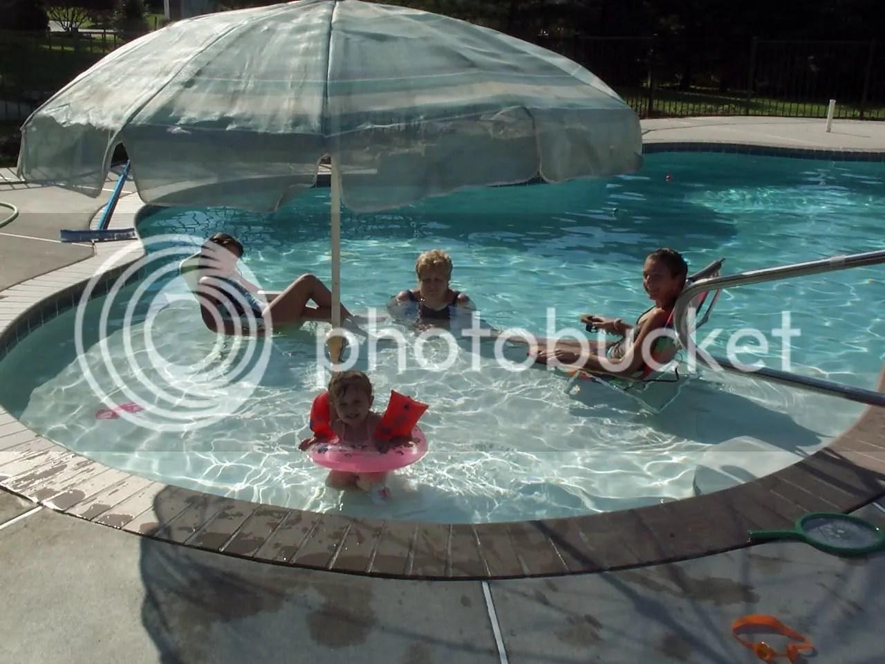 in water pool chairs white barrel chair sun shelf depth
