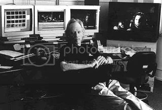 Director and Composer John Carpenter.