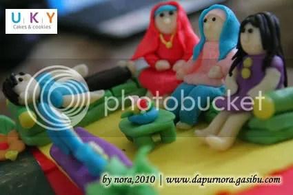 figurine keluarga
