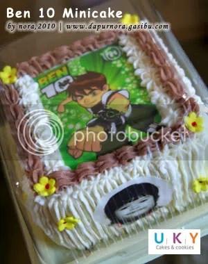 mini cake bandung