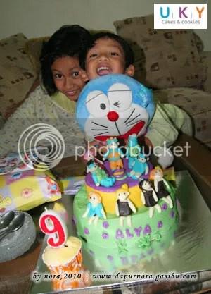 kue ulang tahun naruto k-on