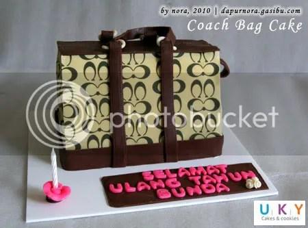 cake tas coach bandung