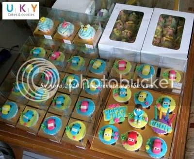 cars cupcake bandung