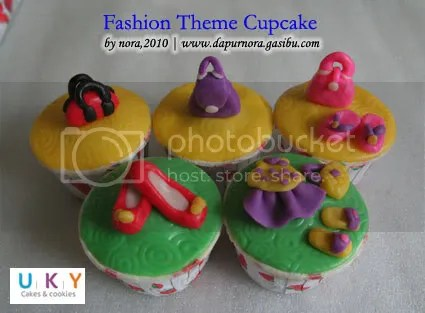 fashion cupcake bandung