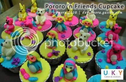 cupcake pororo