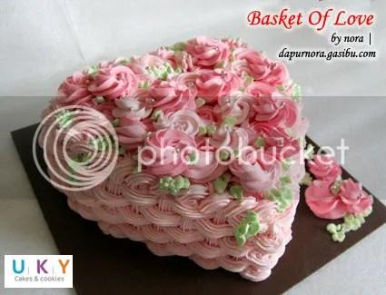 Anniversay cake bandung