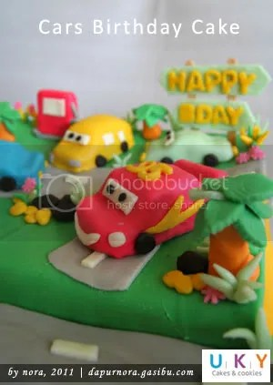 cake cars mcqueen