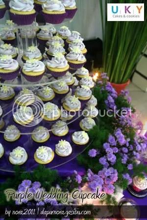 cupcake pernikahan bandung
