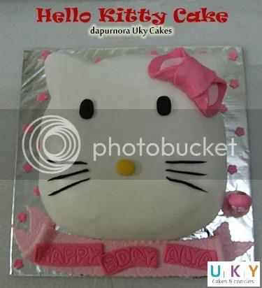 cake hello kitty bandung