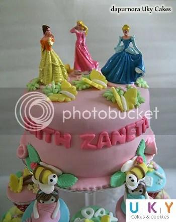 Birthday cake princess bandung