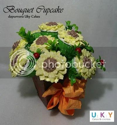 Cupcake bouquet bandung