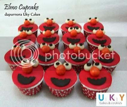 cupcake elmo bandung