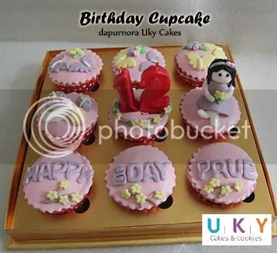 cupcake ulang tahun remaja bandung