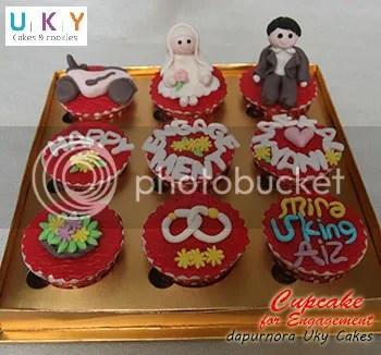 cupcake bandung tunangan