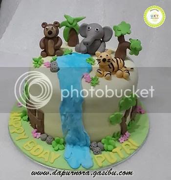 animal cake bandung