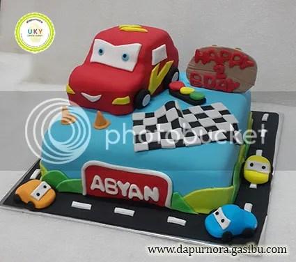kue ulang tahun mc queen bandung
