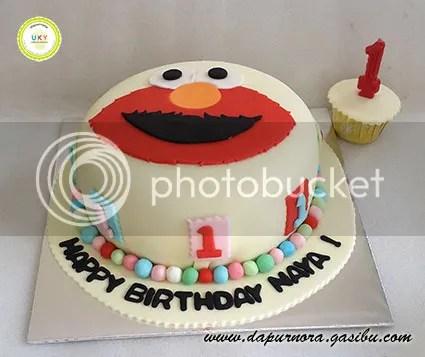 kue ulang tahun pertama bandung
