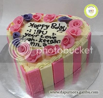 kue tart ibu
