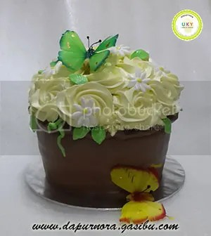 kue pot bunga bandung