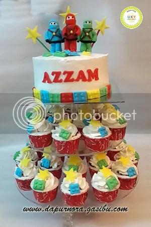 kue ulang tahun lego bandung