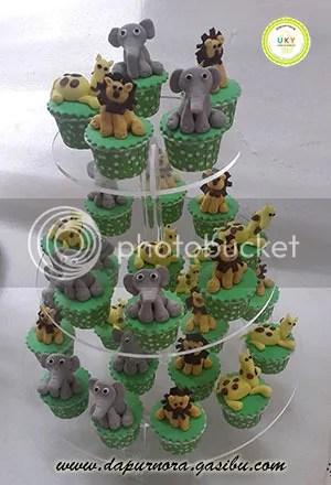 cupcake zoo bandung