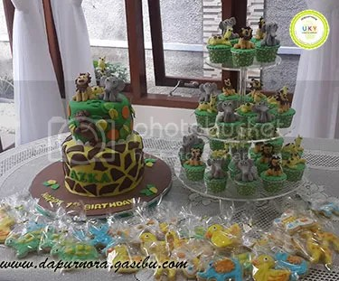 Zoo Theme Birthday Party
