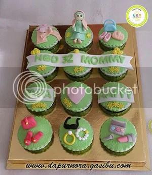 cupcake ulang tahun istri