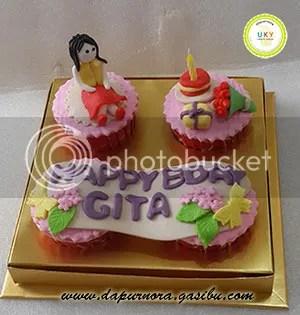 cupcake ualng tahun bandung