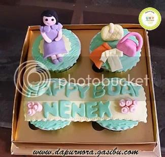 cupcake nenek bandung