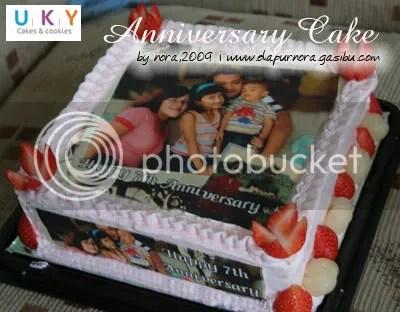 cake for anniversary bandung