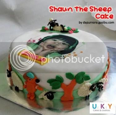 birthday cake anak bandung