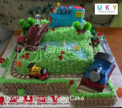 Thomas cake bandung